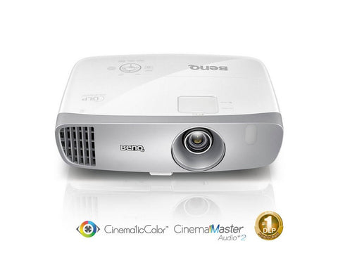 W1120 Home Theatre Projector with Wireless FHD
