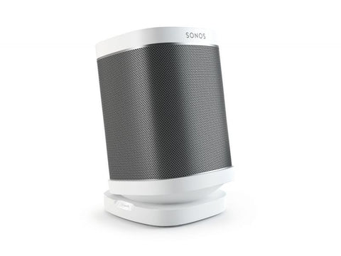 SOUND 4113 Stand for SONOS One, Play:1 & Play:3 White