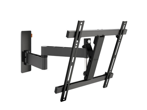 WALL 3245 Full-Motion TV Wall Mount Black