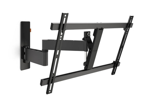 WALL 3345 Full-Motion TV Wall Mount Black