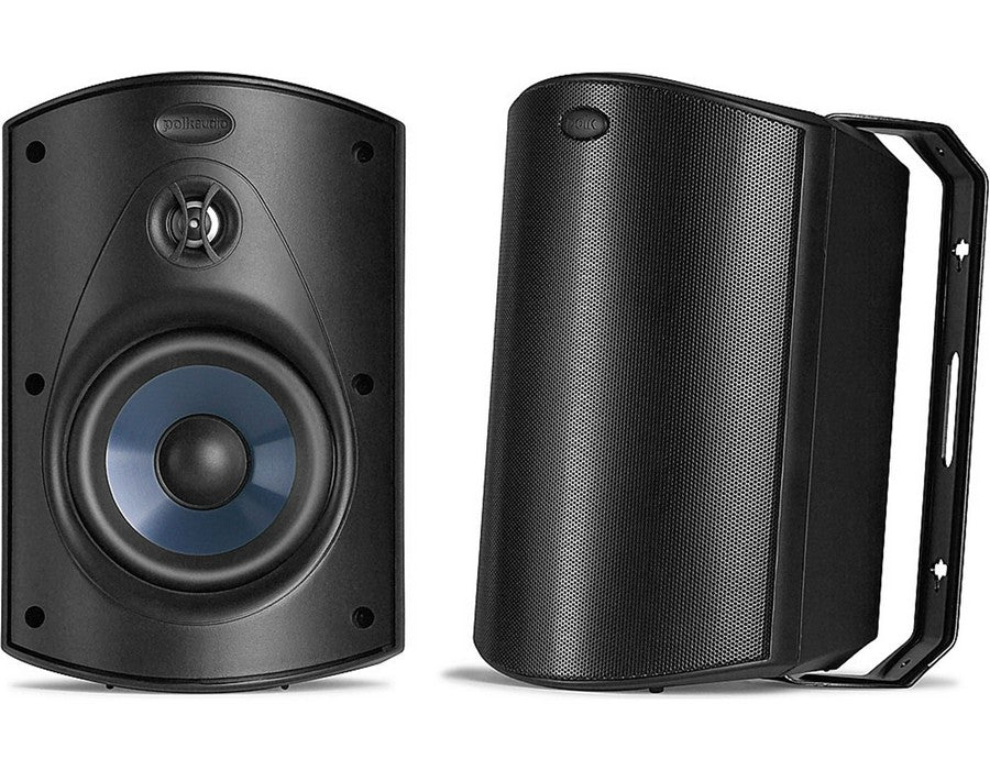 Atrium 5 All Weather Outdoor Speaker Pair Black
