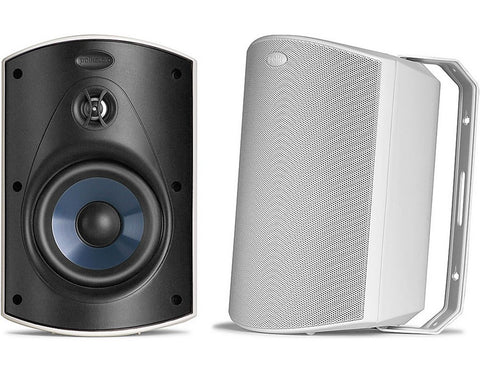 Atrium 5 All Weather Outdoor Speaker Pair White
