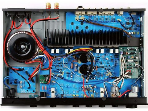 XIA 100 Stereo Amplifier with High Current 100 watts RMS per Channel