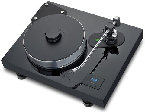 Xtension 12 Evolution Turntable Piano Black