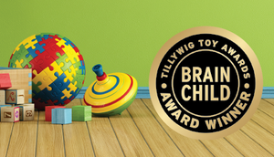 Tillywig Toy Awards, Brain Child Award