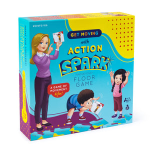 Spark Action Floor Game
