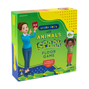 ABC Animal Floor Game