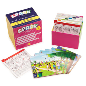 Spark Sequencing Cards - Set 2