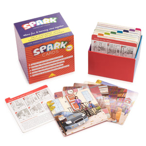 Spark Sequencing Cards - Set 1