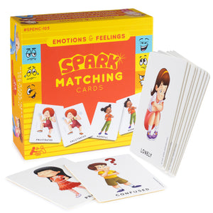 Feelings and Emotions Matching Game