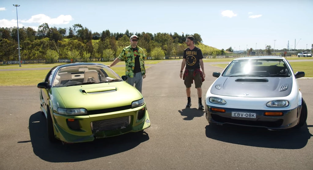 The epic 1990s FWD $2000 Japanese car battle is here!