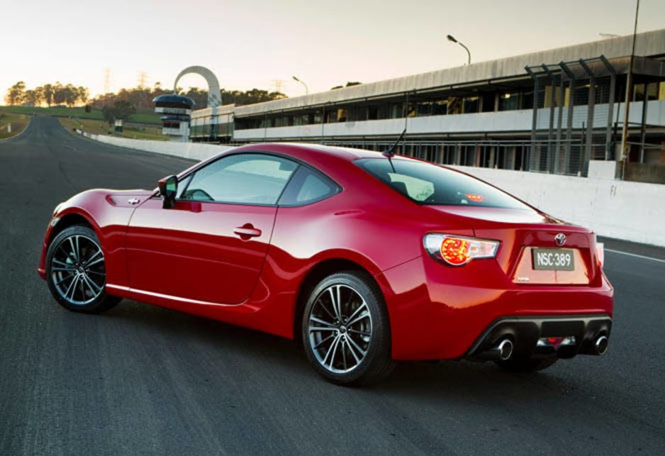 FR Sports Royalty: how Toyota's 86 has epic sports car DNA