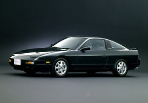 Why the 180SX is the perfect 90s Nissan