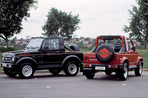The rich and varied history of small Suzuki 4x4s Down Under!