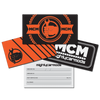 Mighty Car Mods Service Labels - 3 pack