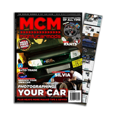 Mighty Car Mods Magazine: Issue 1