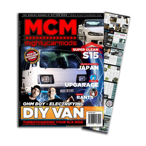 Mighty Car Mods Magazine: Issue 2