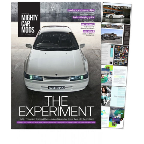 Mighty Car Mods Magazine: Issue 3