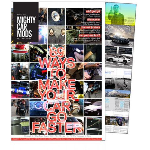 Mighty Car Mods Magazine - Issue 4