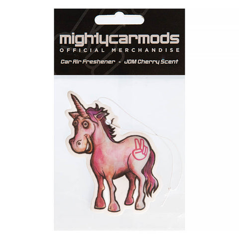 JDM Cherry Unicorn Air Freshener (single)