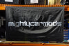 Mighty Car Mods Garage Flag