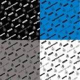 Mighty Car Mods Microfibre Cloth 4 Pack