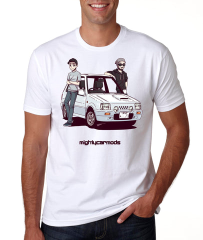 Superturbo Manga T-Shirt