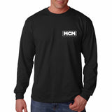 Long Sleeve MCM Shirt (Double Sided Print)