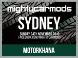 Mighty Car Mods Nationals 2019 at Sydney Dragway