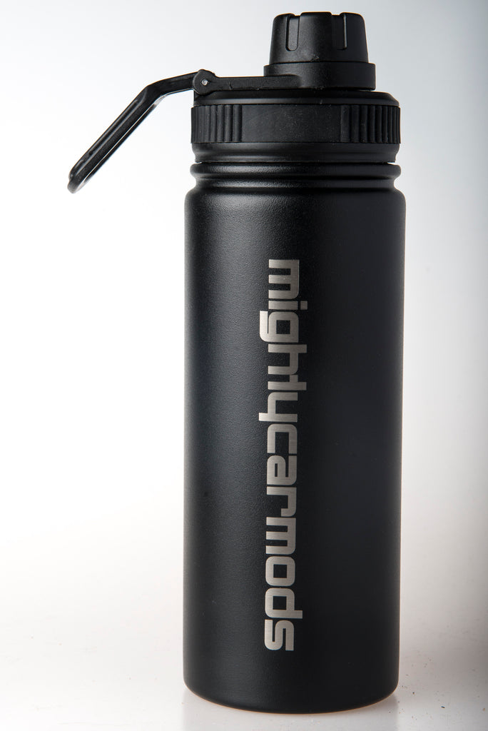 MCM Insulated Stainless Steel Drink Bottle – Mighty Car Mods