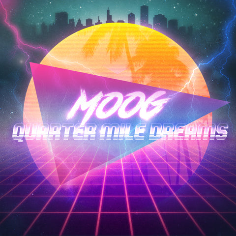 MOOG Quarter Mile Dreams EP