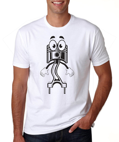 Rodney The Piston T-Shirt