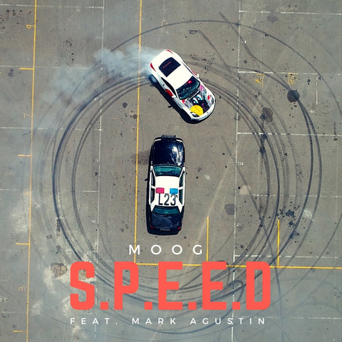 SPEED Feat. Mark Agustin - Single