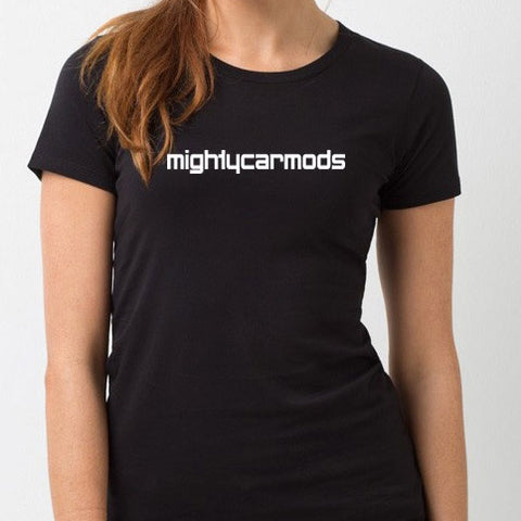 Mighty Car Mods T-Shirt: Women's sizes