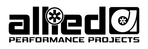 Allied Performance Projects Vinyl Sticker