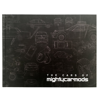 The Cars of Mighty Car Mods - Hardcover Book