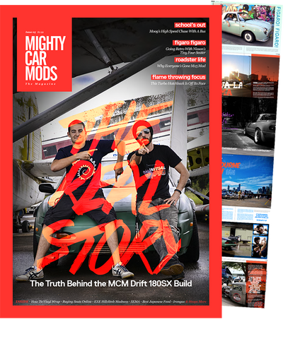 Mighty Car Mods Magazine - Issue 5