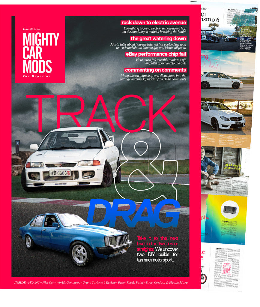 Books & Magazines – Mighty Car Mods
