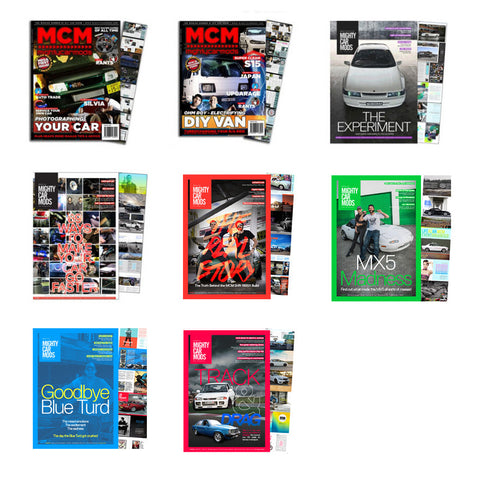 Digital Magazine Multipack - Issues 1 to 8