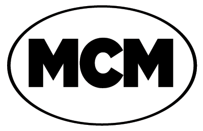 MCM Country Sticker