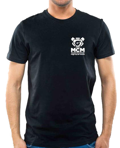 Spine Shock Shirt [Black]