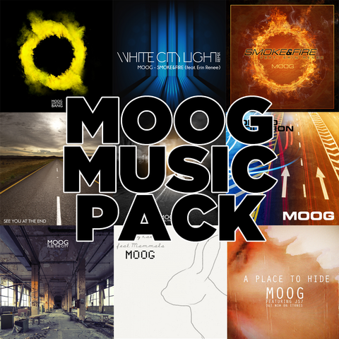 Huge MOOG Music Pack