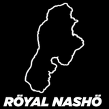 Royal Nasho - Sticker