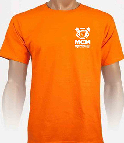 Spine Shock Shirt [Orange]