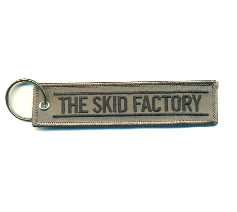 The Skid Factory Key Tag