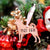 Personalised Dog Shape Wooden Christmas Ornament (Made in Singapore)