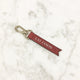 Wine Red - Gliten Keychain - Avaloncraftsg