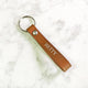 Cognac Brown - Morgan Keychain - Avaloncraftsg