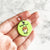 Grinch Green - Beware of Doge - 3cm Round Pet Tag - Avaloncraftsg