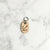 Natural - Fish Hook - Tiny Pet Tag - Avaloncraftsg